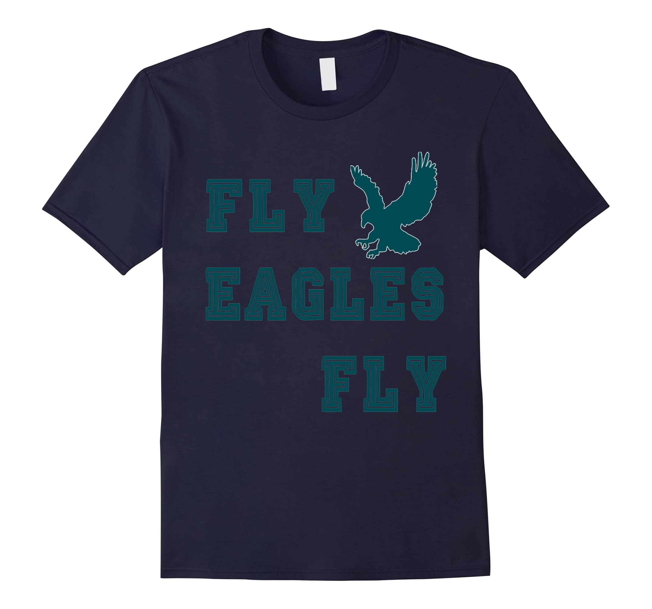 Fly Eagles Fly Shirt | Flying Eagles Tee Shirts-ah my shirt one gift