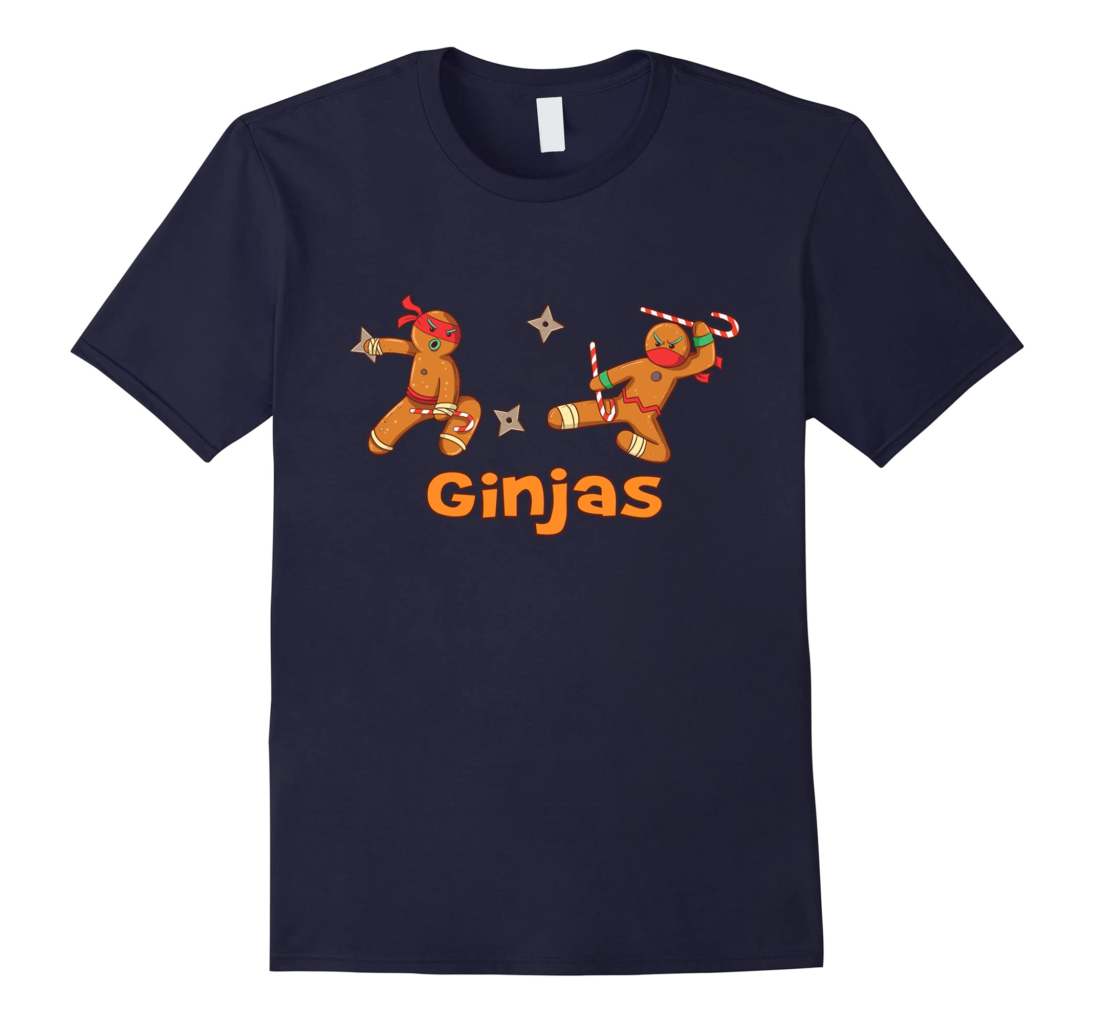 Ginjas Kids T shirt Mens Womens-Tovacu
