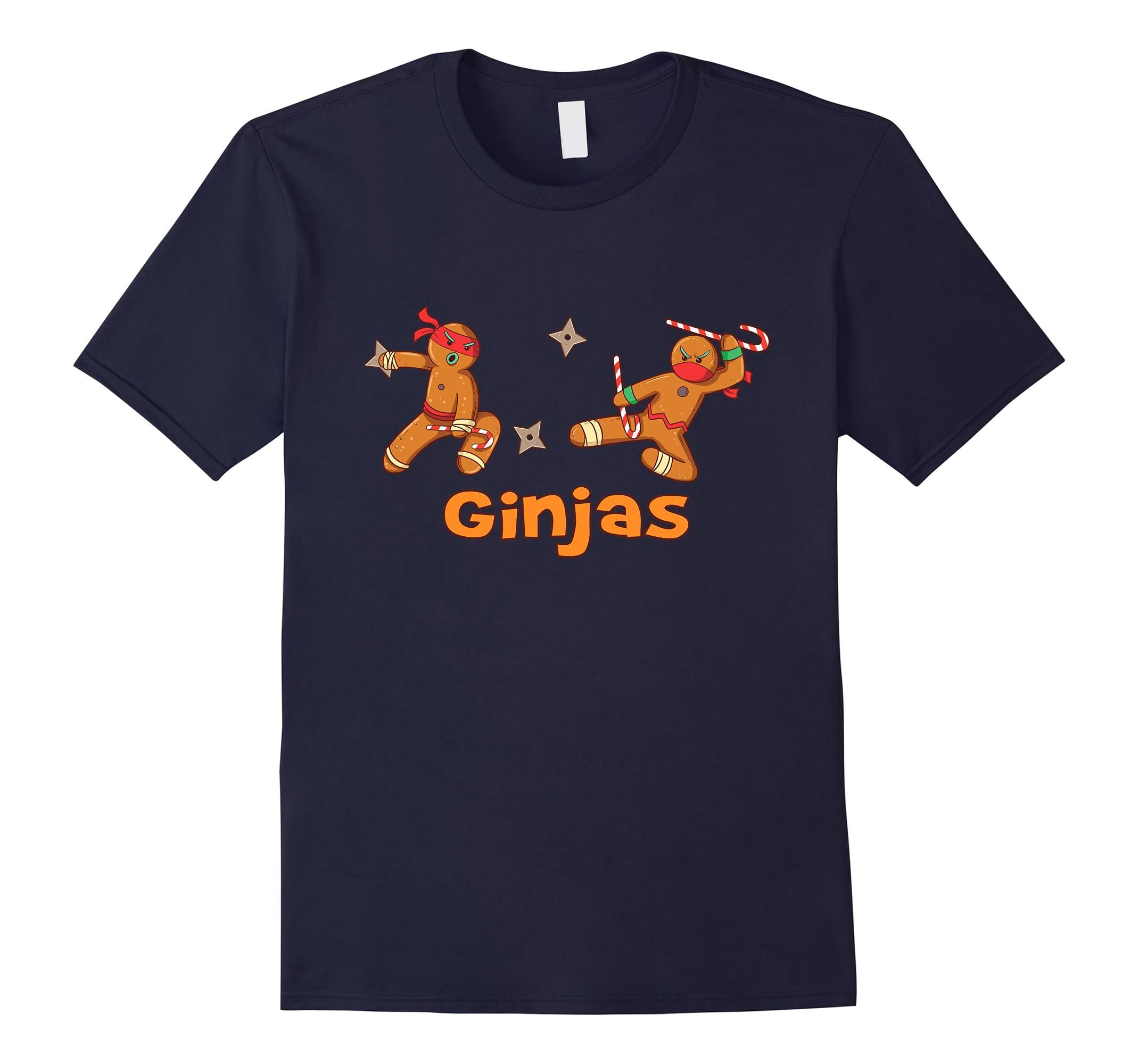Ginjas Kids T shirt Mens Womens-Tovacu