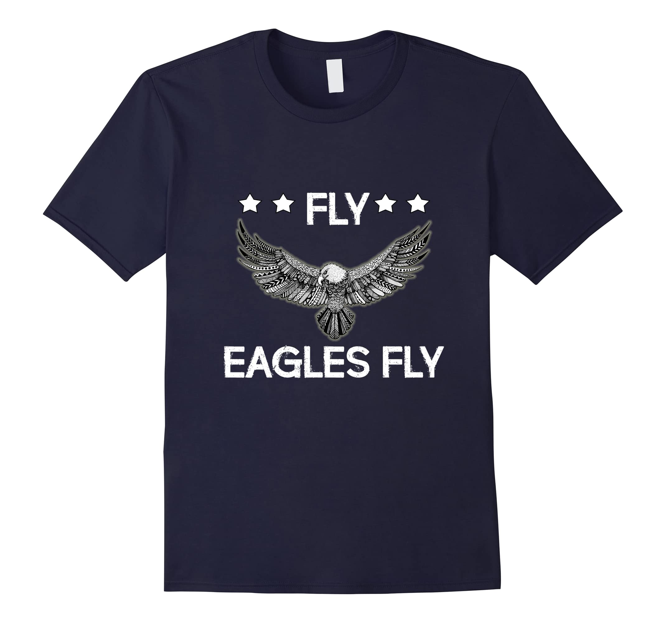 FLY EAGLES FLY - Flying Eagles Shirt - Great Gift Tee Tshirt-ah my shirt one gift