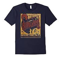 Billy Joel - New York's Native Son T-shirt Navy