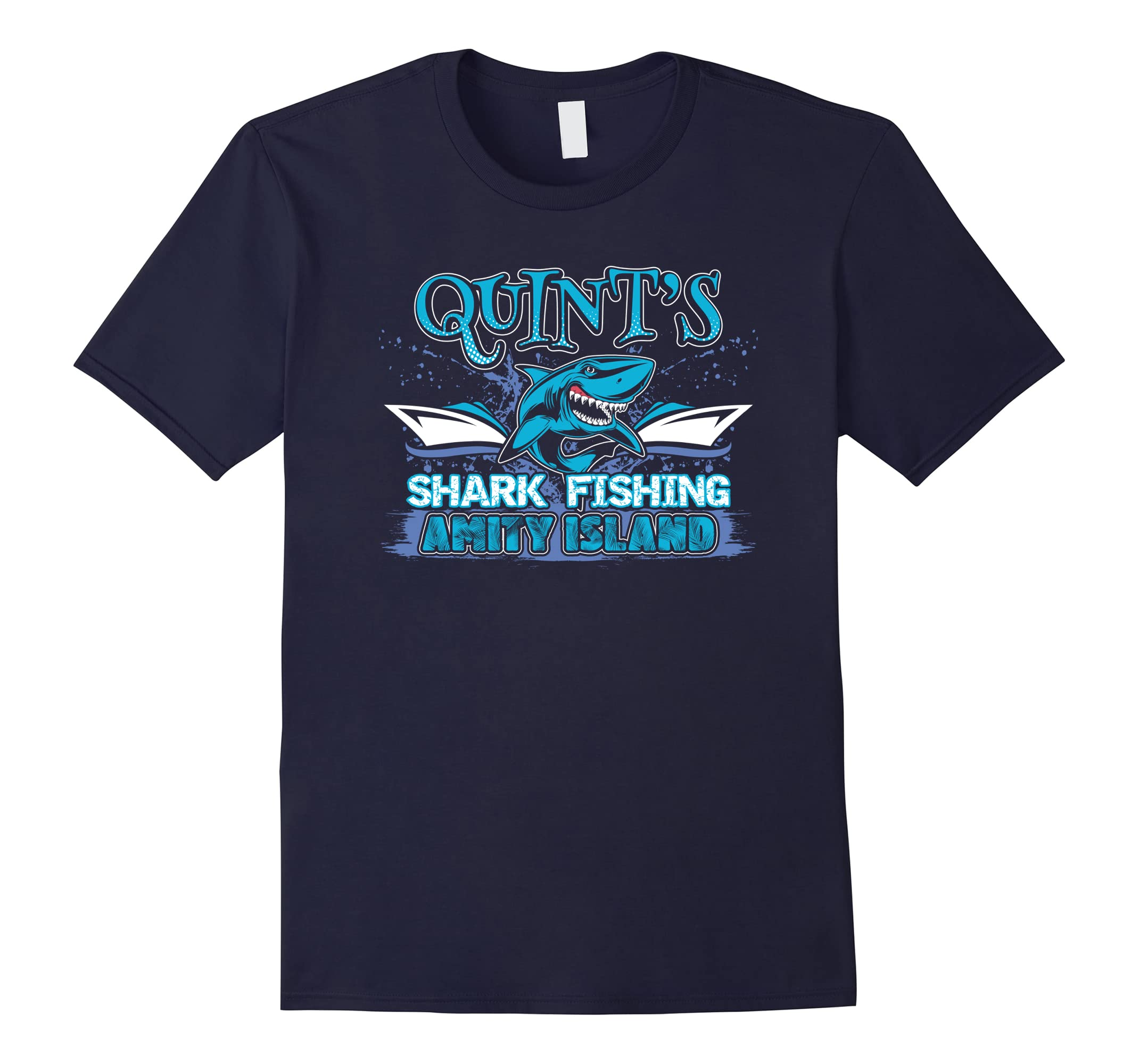 Quint's Shark Fishing T-Shirt 10532-RT