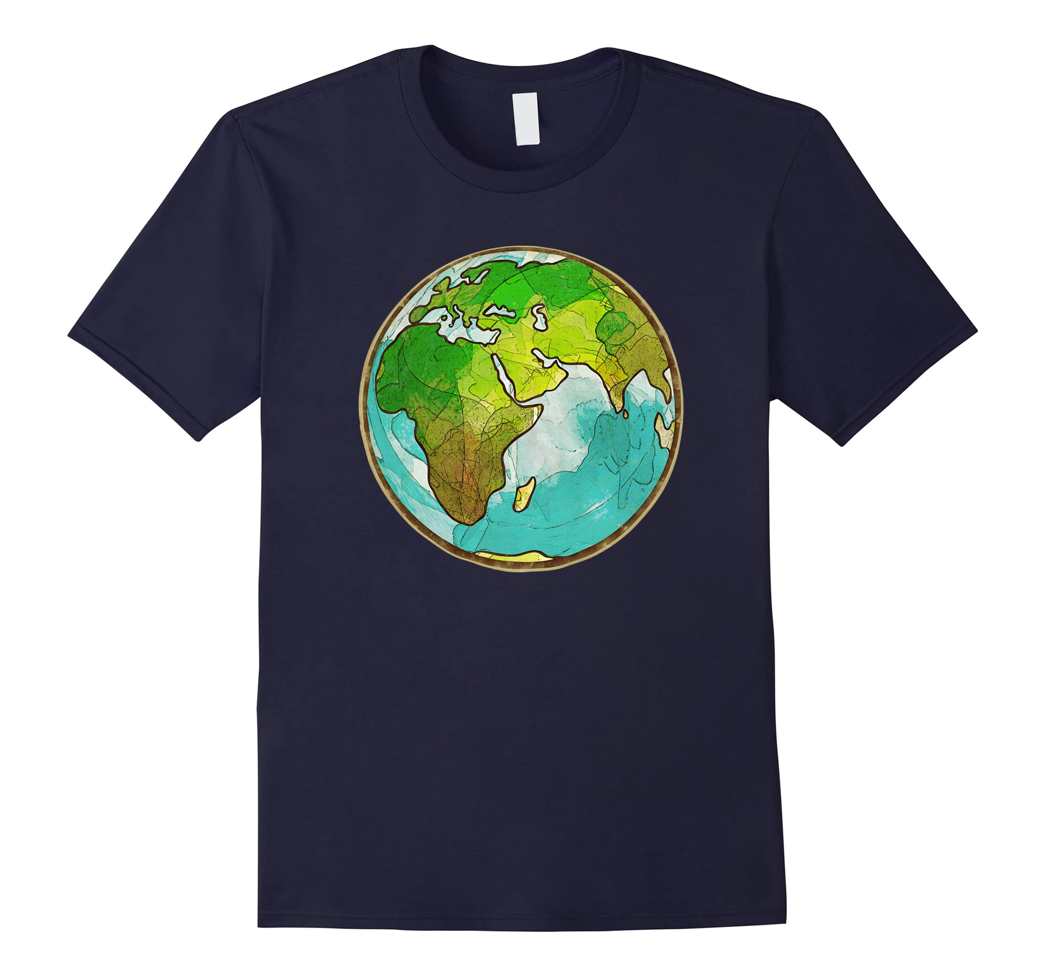 'Planet Earth Globe' Awesome Earth Day Globe Shirt-ah my shirt one gift