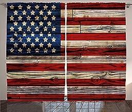 patriotic painted furniture