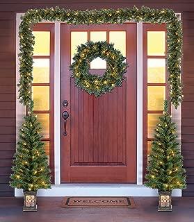 christmas entryway set