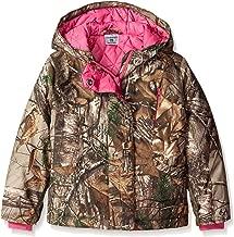 Carhartt Girls' Little Camo Mountain View Jacket