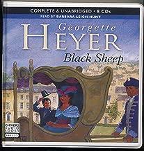 Black Sheep by Georgette Heyer Unabridged CD Audiobook...