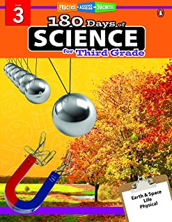 180 Days Of Science Grade 3