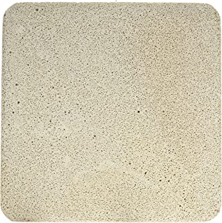 CerMedia MarinePure Plate Bio-Filter Media for Marine and Freshwater Aquariums, 8 by 8 by 1-Inch