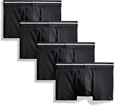 Amazon Brand - Goodthreads Men's 4-Pack Tag-Free Trunk Underwear