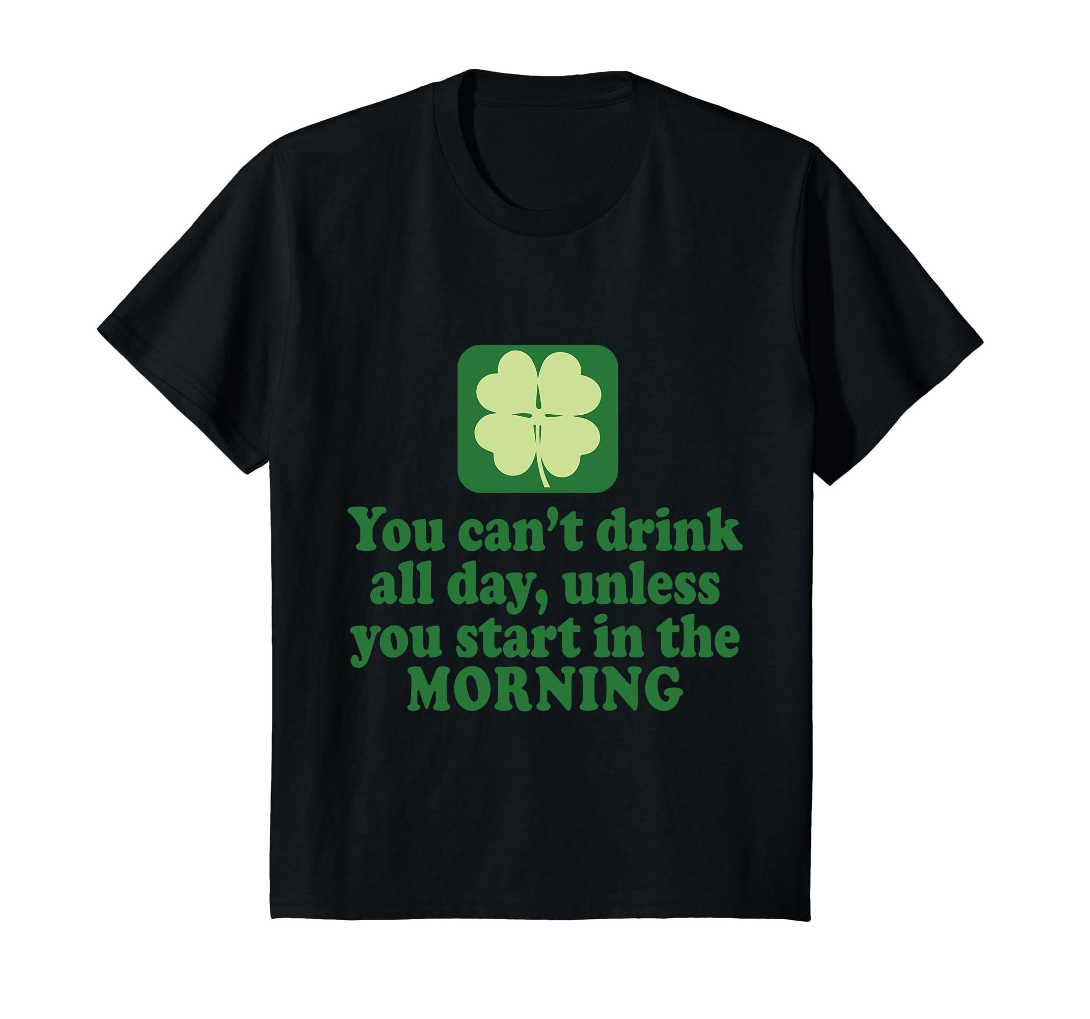 ADC Corp Saint Patricks T shirt