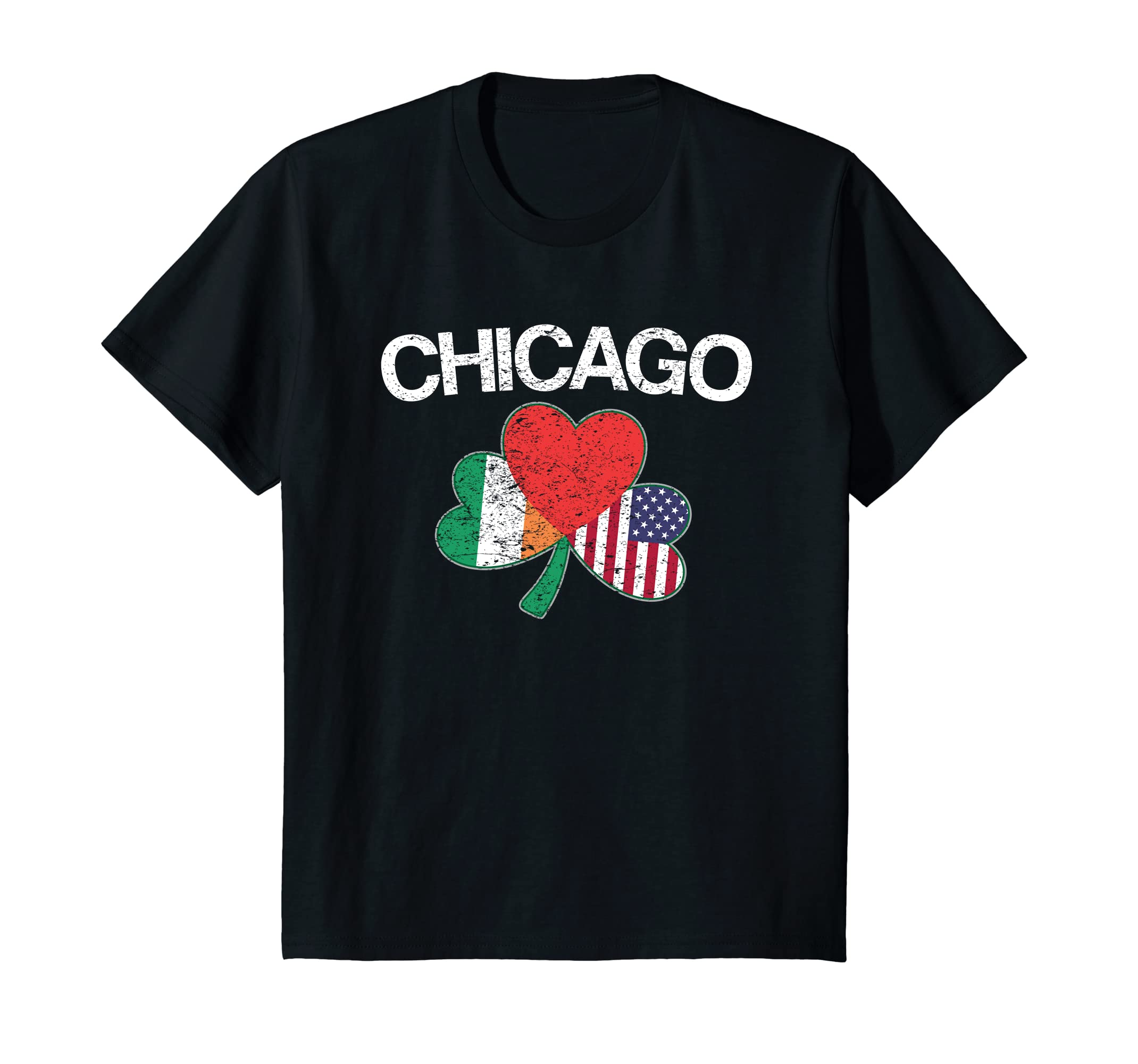 St Patrick Day Chicago T Shirt
