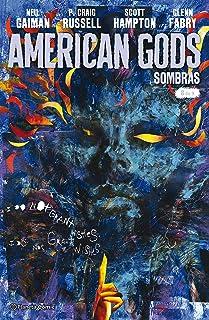 American Gods Sombras nº 08/09 (Biblioteca Neil Gaiman)