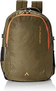 Aristocrat 34 Ltrs Green Laptop Backpack (LPBPGRI2GRN)