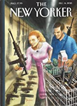 The New Yorker Magazine December 14, 2015, A House Divided, The Freedom Caucus Pushes Congress Right, Trafficking in Terror & other articles