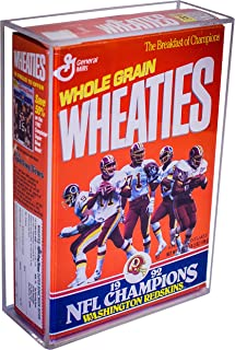 Best small cereal box dimensions Reviews