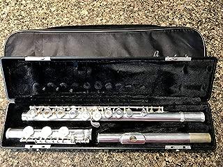 Gemeinhardt Model 3OB Flute, Open Hole, Offset G, B-Foot, Silver Plated