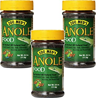 Best baby anole food Reviews