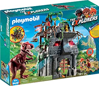 playmobil explorers hidden temple