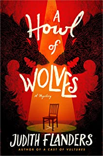 A Howl of Wolves: A Mystery (Sam Clair Book 4)