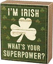 Irish Parking Sign Irish Decor Irish Sign ENSA1003047 Irish Gift