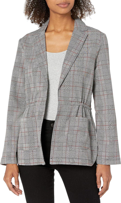 JACK Women's Plaid Jacket