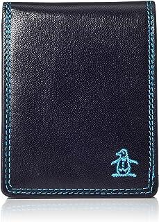 [マンシングウェア] 財布 メンズ 二つ折り 小銭入付 BOX型 クラフトロゴ シリーズ