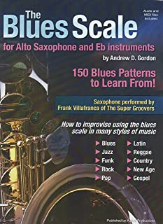 alto saxophone g scale