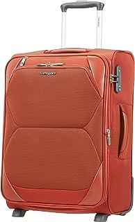 SAMSONITE Dynamore Upright 55/20 Expandable Length 40Cm - 2.5 KG, 43 L Bagage cabine, 55 cm, 50 liters, Orange (Burnt Orange)
