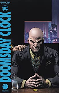 DOOMSDAY CLOCK #2 (OF 12) FRANK VARIANT (Release Date: 12/27/17)