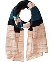 M Missoni - Lurex Lace Ribbon Scarf