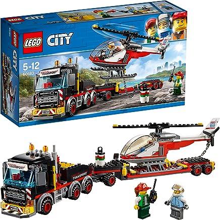 LEGO City - Trasportatore Carichi Pesanti, 60183