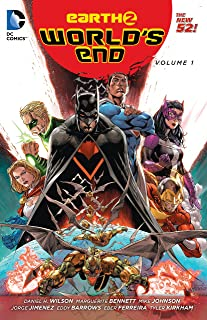 Earth 2: World's End Vol. 1 (The New 52) (Earth 2: World's End 1: New 52)