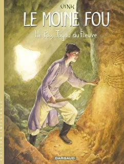 Le moine fou Intégrale, Tome 1 : He Pao, joyau du fleuve (tomes 1 à 5)