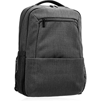 "AmazonBasics 15.6"" Laptop Backpack Professional - Black"