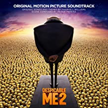 despicable me 2 original motion picture soundtrack songs