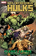 Incredible Hulks: Planet Savage (Incredible Hulk (2009-2011))