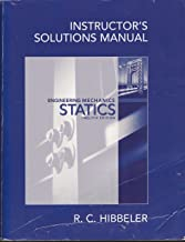 Instructor's Solutions Manual Engineering Mechanics Statics 12th Edition