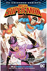 New Super-Man (2016-2018) Vol. 2: Coming to America Kindle Edition