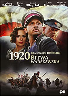 1920 Bitwa Warszawska (The Battle of Warsaw) (English subtitles) [Region free] [DVD]