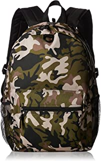 FAB Starpoint Boys' Camo Backpack with Headphones