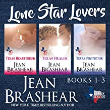 Lone Star Lovers Boxed Set: Texas Heroes