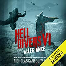 hell divers books