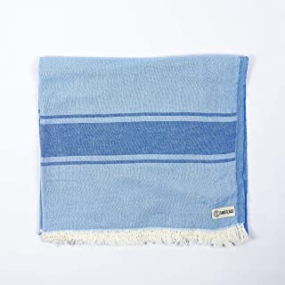 Best blue and white turkish towels Reviews