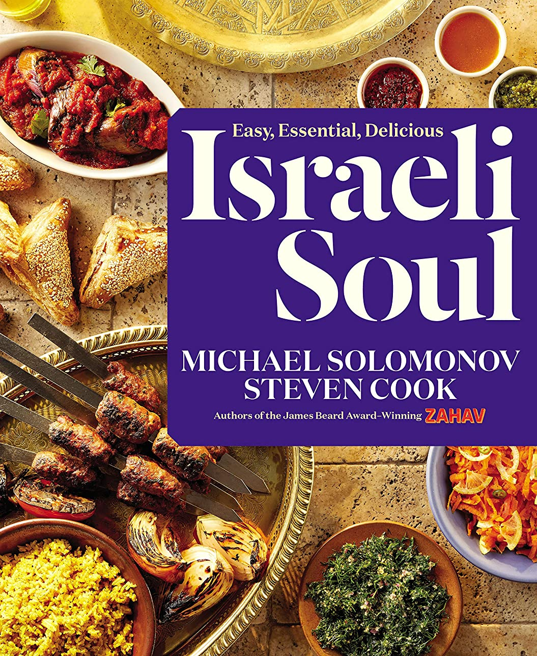 Israeli Soul: Easy, Essential, Delicious (English Edition)
