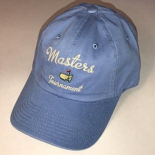 a36e36b1c41 Masters golf hat carolina blue script logo augusta national new 2019 masters  pga