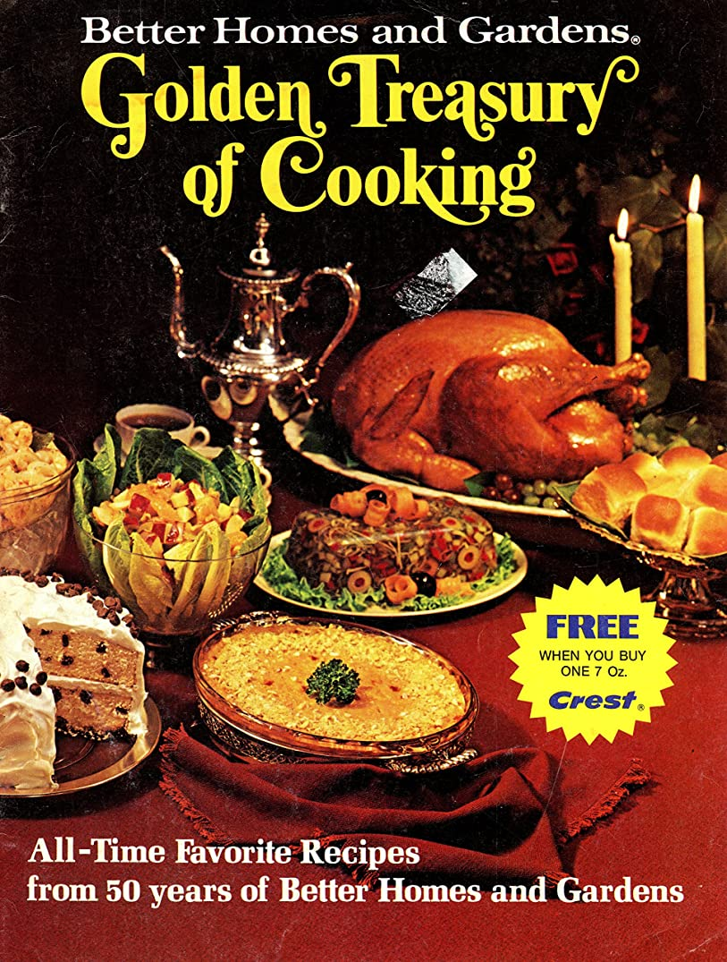 呼び出すスマッシュに勝るGolden Treasury of Cooking: All-Time Favorite Recipes (1930s-1970s) (PM Assistant Retro Relics in PR Series Book 1) (English Edition)