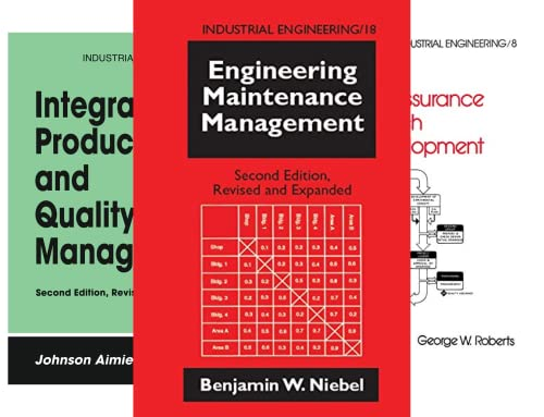 Industrial Engineering: A Series of Reference Books and Textboo (6 Book Series)