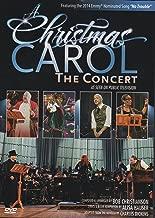 a christmas carol the concert dvd