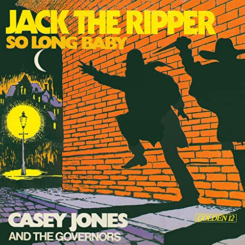 Jack the Ripper von Casey Jones & The Governors bei Amazon